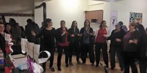 Demircilik`te Emekçi Kadınlar Günü etkinliği yapıldı