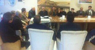 Elbistan'da STK'lar Yeni Termik Santrallerin durumunu görüştü 4