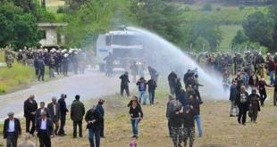 Terolar'da 16 kişi gözaltına alındı