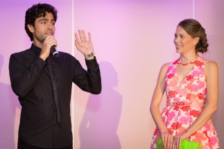 Adrian Grenier and Sarah Elizabeth Ippel host Live Auction Photo Credit Galdones Photography.jpg