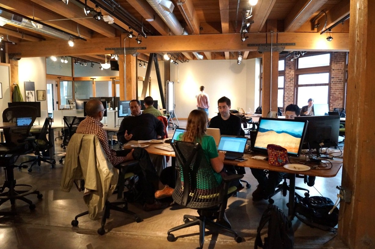 Why join a coworking space 5 reasons to switch to an open