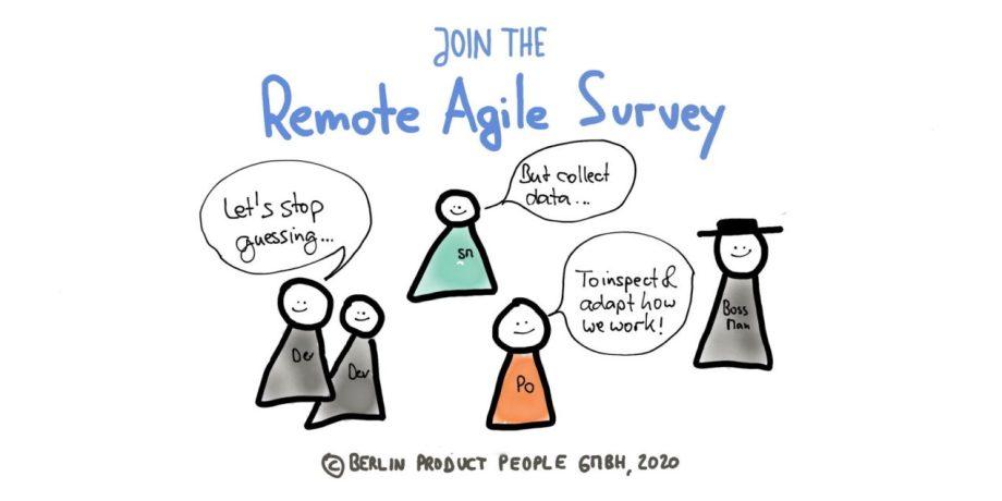 Remote Agile Survey 2020 —Age-of-Product.com