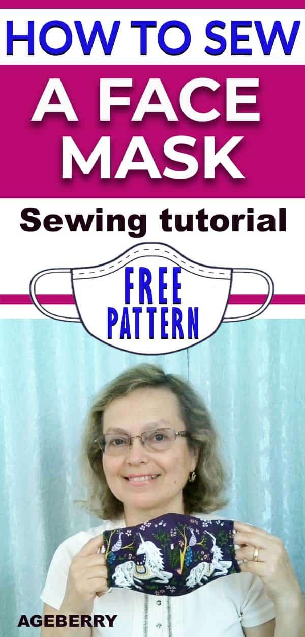 Germ Free Mask Pattern Pdf : pattern, Fabric, Pattern