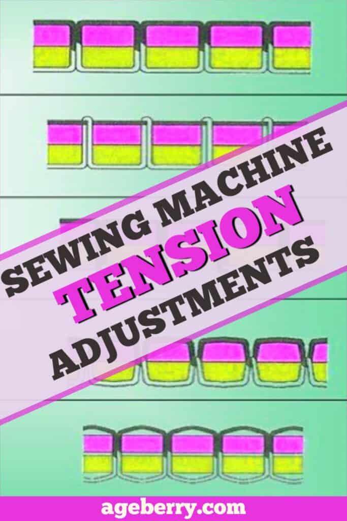 Thread Tension Chart : thread, tension, chart, Sewing, Machine, Tension, Adjustment