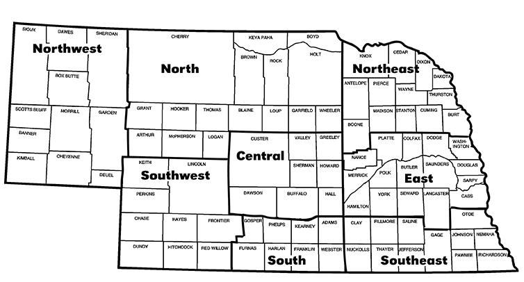 2018 Trends in Nebraska Farmland Values and Rental Rates