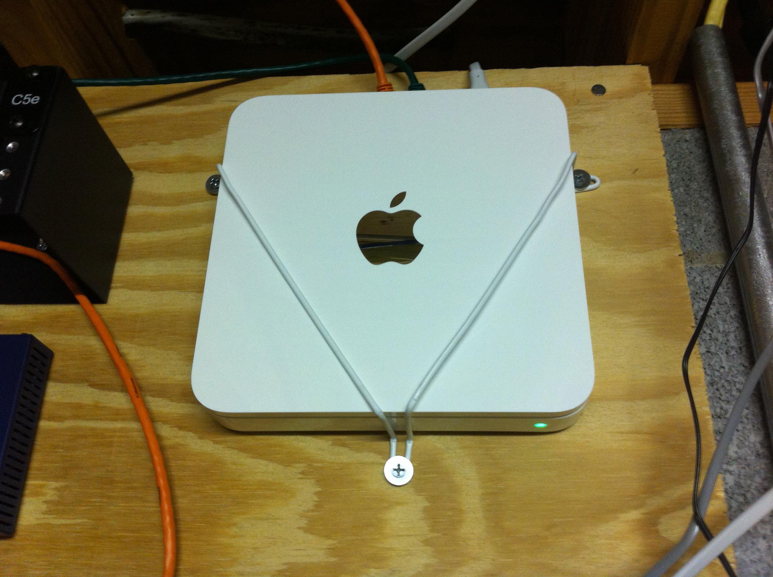 Apple Time Capsule Wiring Diagram