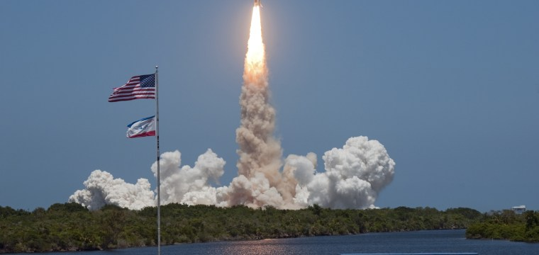 Resources for NASA Space Shuttle Launch Tweetups