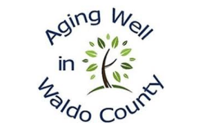 Aging Well in Waldo County logo