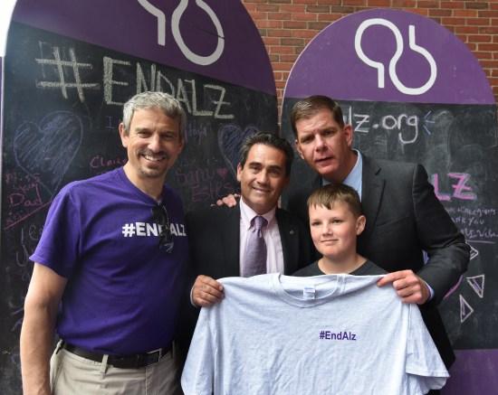 End Alzheimers's Photo Op 4