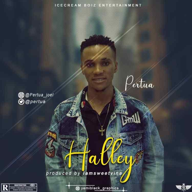 Pertua – Halley (Prod. Sweetvine)