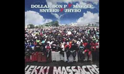 Jhybo X Dollar Don P X Mayzee X Snybes – Lekki Massacre