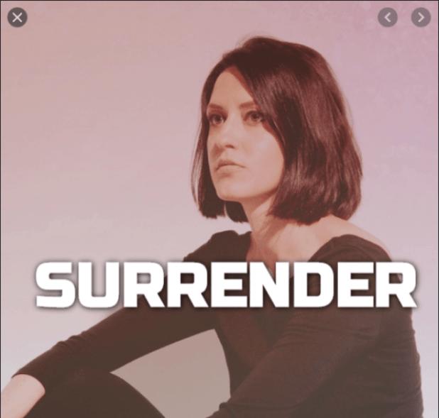 Natalie Taylor – Surrender