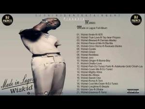 MIXTAPE: DJ Prince – Made In Lagos Album Mix ft. Wizkid