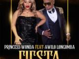 Princess Wonda – Fiesta Ft. Awilo Logomba