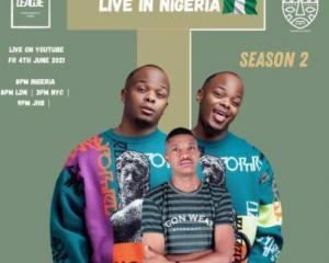 Major League DJz & LuuDadeejay – Amapiano Live Balcony Mix Africa B2B (S2 EP17)