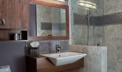 6 Inspirational Aging in Place Bathrooms  Age in Place