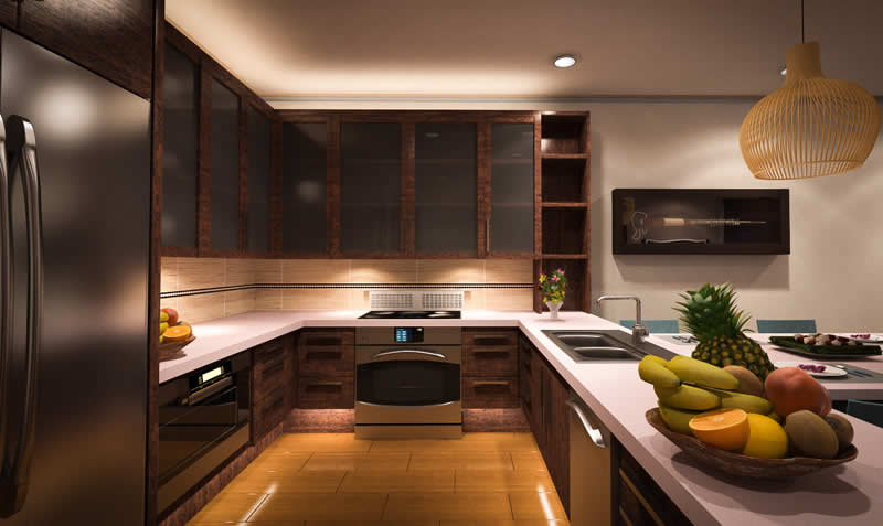 7 Beautiful Kitchens for Aging in Place  Home Remodeling Seniors