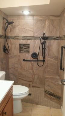 Ada Bathroom Shower