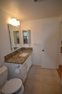 Zero-Threshold Shower Bathroom Remodel, Lompoc, CA