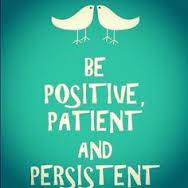 positive patient persistent