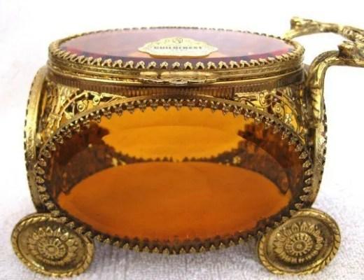 Antique Jewelry Boxes