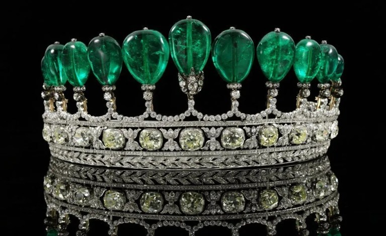 Top Antique Tiaras