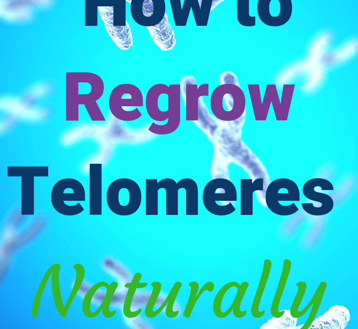 How to Regrow Telomeres Naturally (Updated 2019)