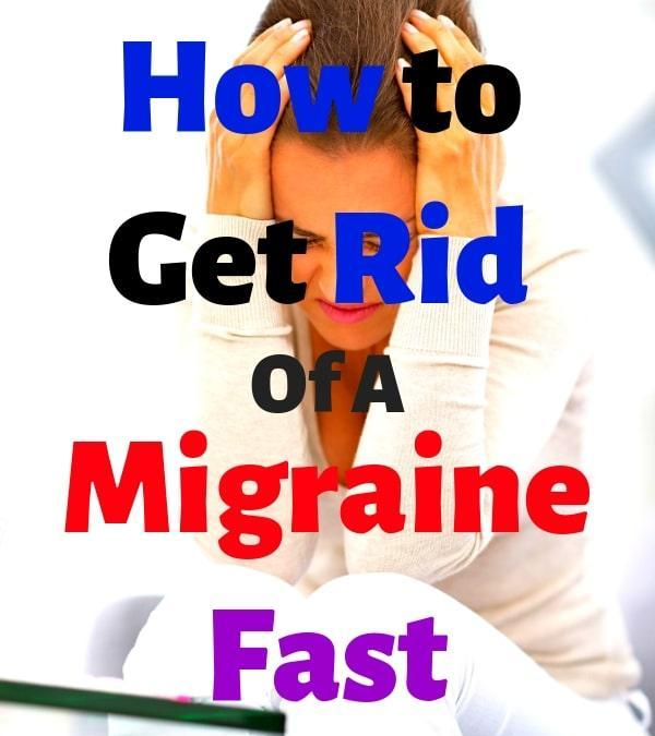 How to Get Rid of a Migraine Headache Fast | 25 Remedies