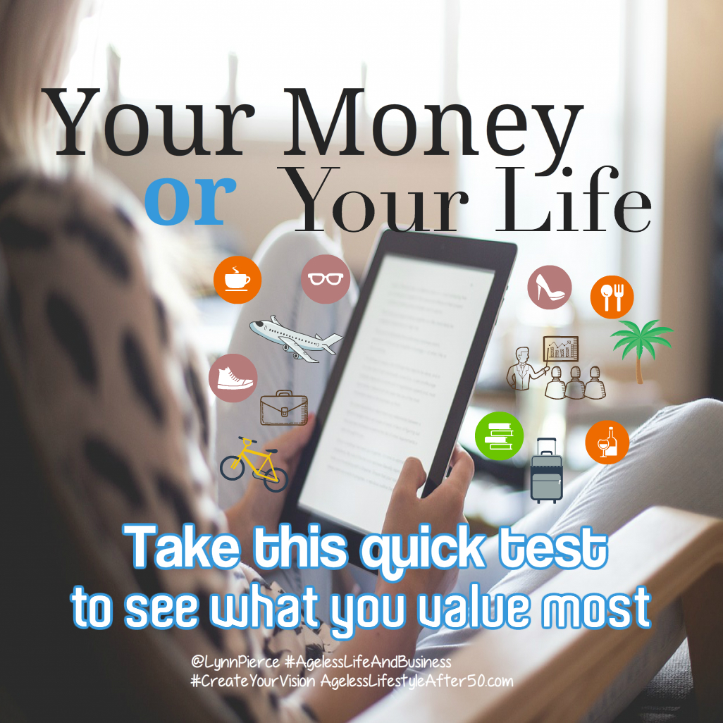 Your Money Or Your Life How To Instantly Tell Which You