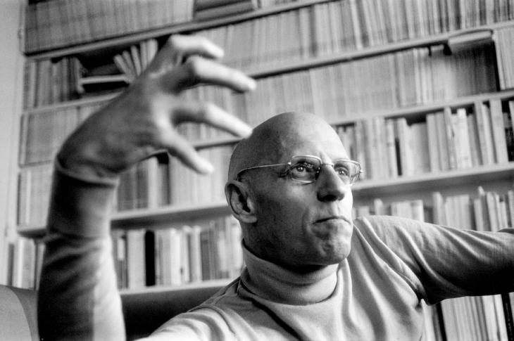 Resultado de imagem para Michel Foucault