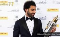 Mohamed Salah Sabet Gelar Pemain PFA Terbaik Agen Bola Piala Dunia 2018