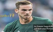 Ini Pemain Yang di Boyong MU Jadi Rekrutan Pertama - Agen Bola Piala Dunia 2018