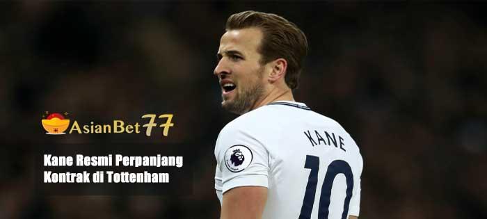 Kane Resmi Perpanjang Kontrak di Tottenham - Agen Bola Piala Dunia 2018
