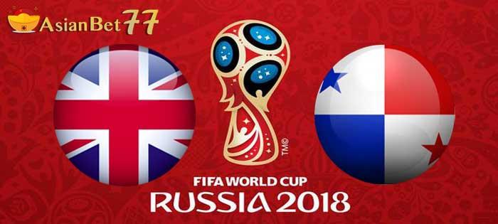 Prediksi Piala Dunia 2018 Inggris vs Panama - Agen Bola Piala Dunia 2018
