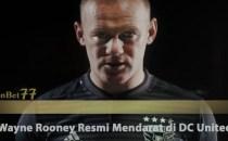 Wayne Rooney Resmi Mendarat di DC United Agen Bola Piala Dunia 2018