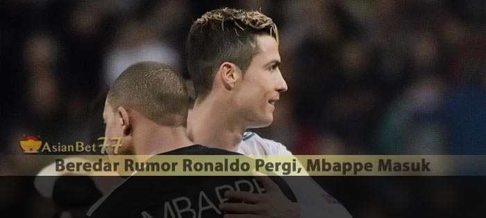 Beredar Rumor Ronaldo Pergi, Mbappe Masuk Agen Bola Piala Dunia 2018