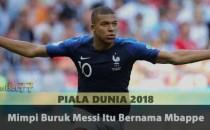 Mimpi Buruk Messi Itu Bernama Mbappe Agen Bola Piala Dunia 2018