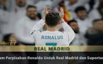 Salam Perpisahan Ronaldo Untuk Real Madrid dan Suporternya Agen Bola Piala Dunia 2018 - Agen Bola Piala Dunia 2018
