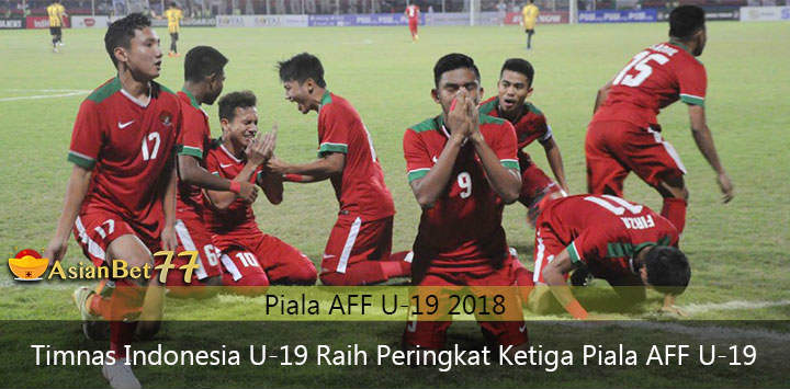 Kalahkan Thailand, Timnas Indonesia Raih Posisi Ketiga Piala AFF - Agen Bola Piala Dunia 2018