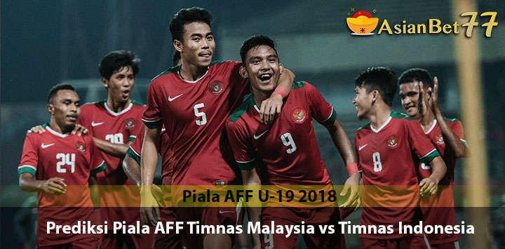 Prediksi Piala AFF Timnas Malaysia vs Timnas Indonesia - Agen Bola Piala Dunia 2018