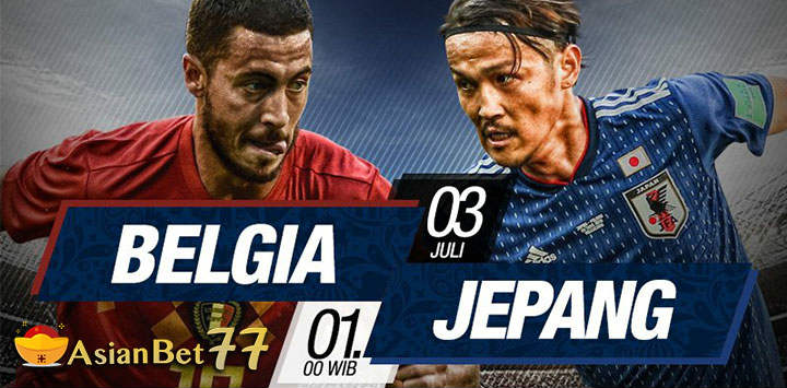 Prediksi Piala Dunia Belgia vs Jepang - Agen Bola Piala Dunia 2018