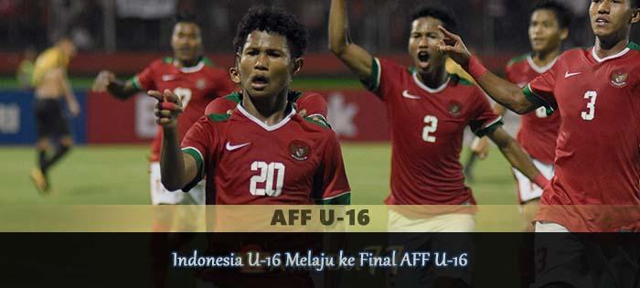 Indonesia U-16 Melaju ke Final AFF U-16 Sabung Ayam Online