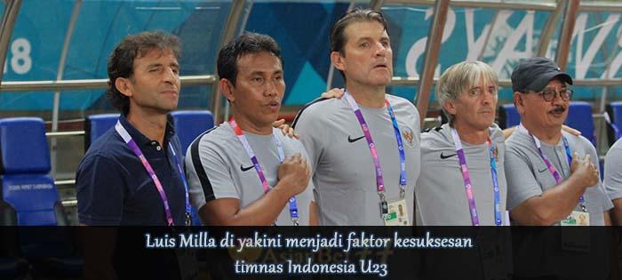Indonesia U23 Diyakini Mampu Berjaya di Asian Games 2018 3 agen bola online