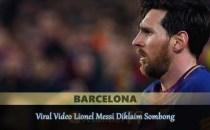 Viral Video Lionel Messi Diklaim Sombong Agen bola online