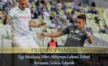 Egy Maulana Vikri Akhirnya Lakoni Debut Bersama Lechia Gdansk Agen Bola Online