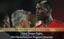 Ribut Dengan Pogba, MU Dikabarkan Cari Pengganti Mourinho Agen bola online