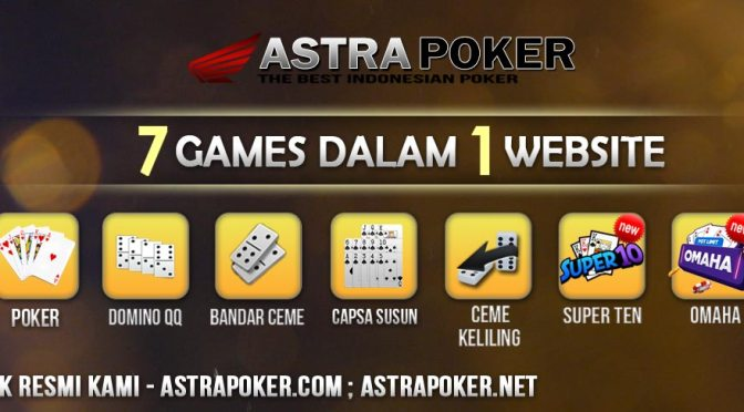 Situs Poker IDN Online – the Story