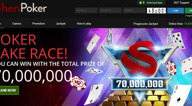 A Review of Shenpoker