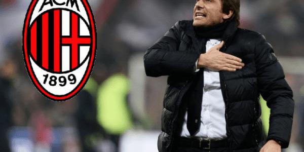 Ac Milan Akhirnya Memberikan jawaban Untuk Conte