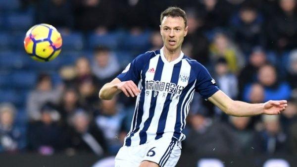 West Brom Yang Ingn Menjaual Jonny Evans Ke City